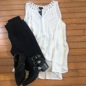 🌟3/$25 or 5/$30 Mossimo sleeveless tunic